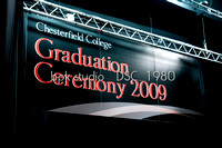 Chesterfield College Graduation